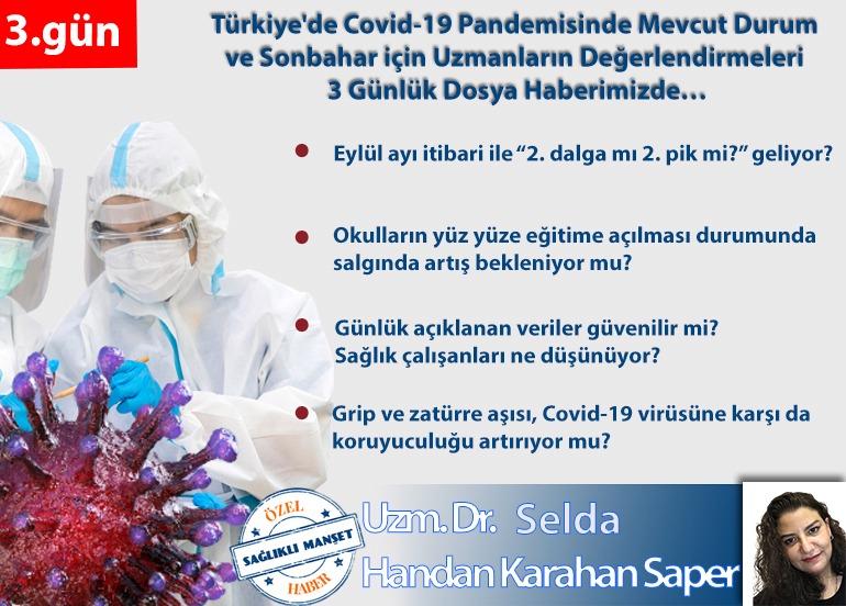 Grip ve Zatürre Aşıları Covid-19'dan Korur Mu?  – Uzm. Dr. Selda Handan Karahan Saper Yanıtladı