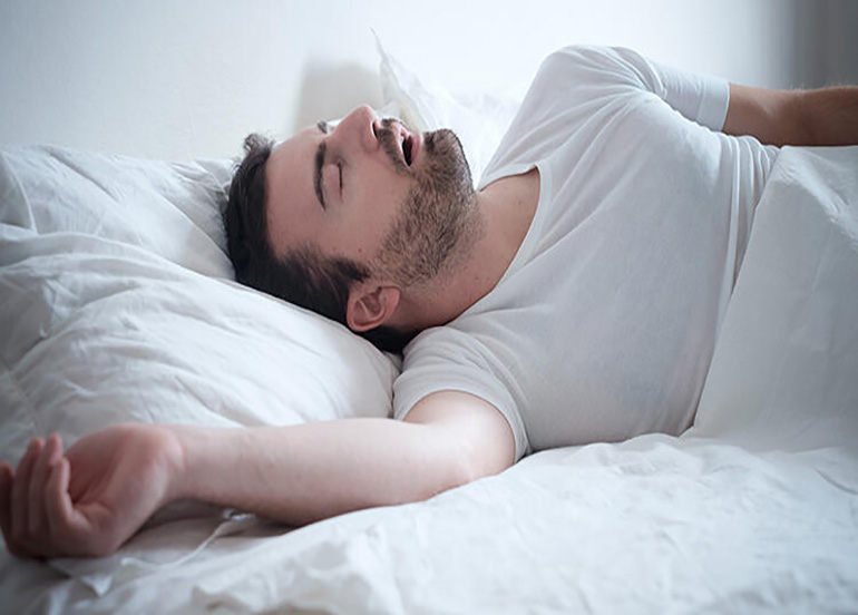 Uyku apnesini hafife almayın