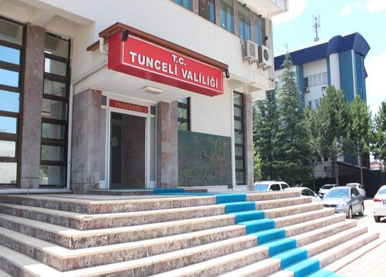 Tunceli'de Covid-19 tedbiri, eylem ve etkinlikler 15 gün kısıtlandı