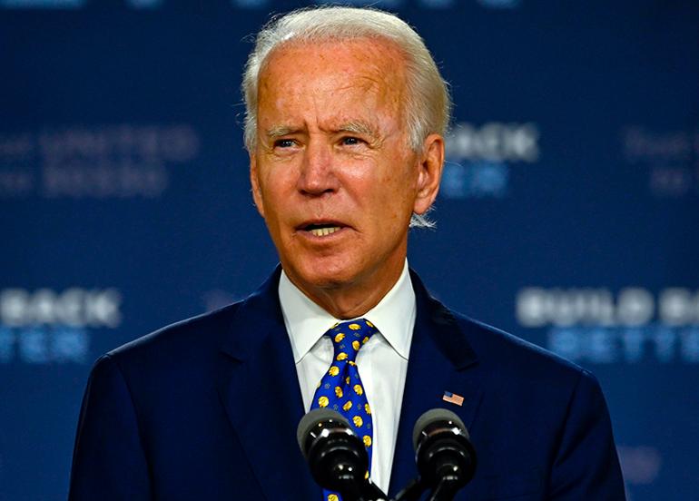 Joe Biden COVID-19 için test edilecek