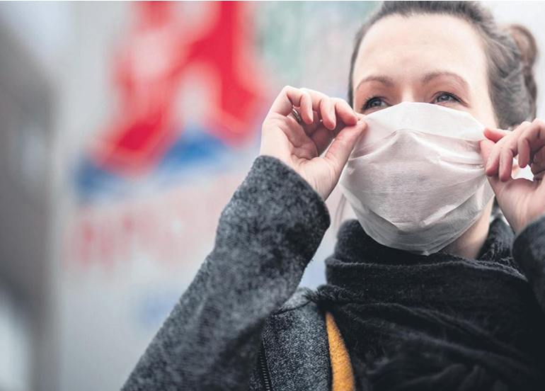 Almanya'da son 24 saatte bin 82 korona virüs vakası