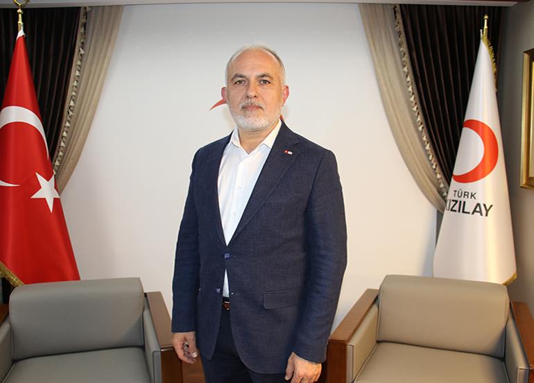 """Kızılay Genel Başkanı Kınık: """"Yaklaşık 19 bin 198 bağışçı bu süre içerisinde immün plazma bağışı yaptı"""""""