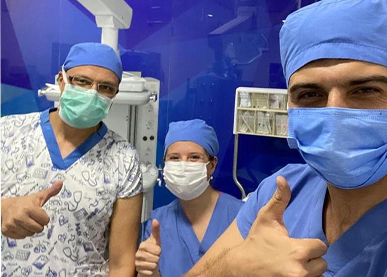 İzsiz tiroit ameliyatı