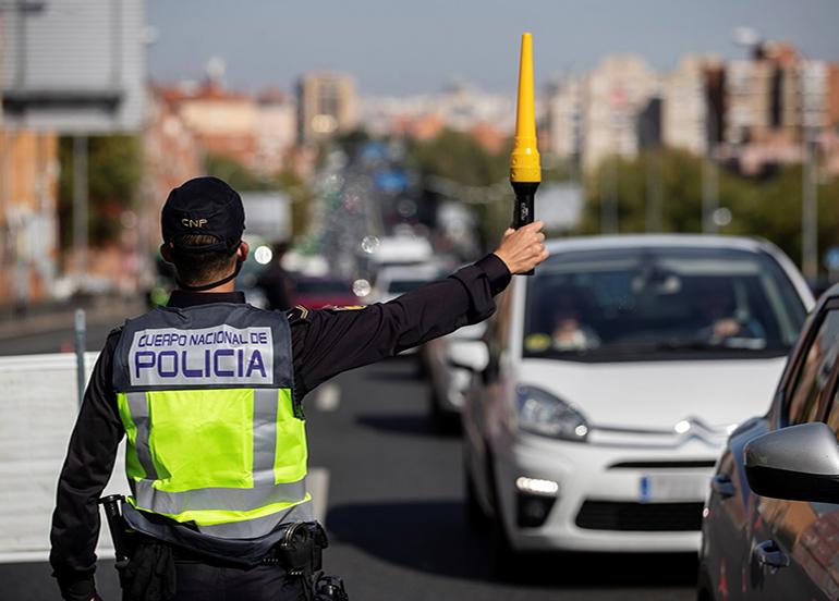 Madrid'de OHAL ilan edildi