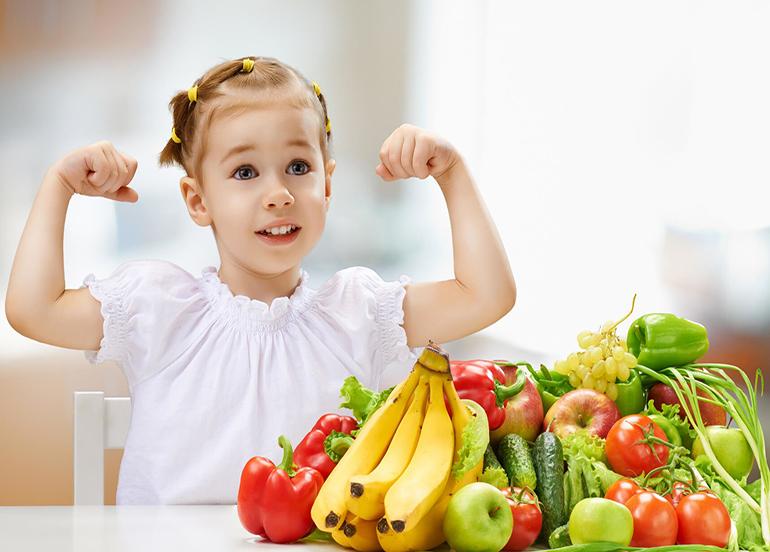 Çocuklarda güçlü bağışıklığın önemi