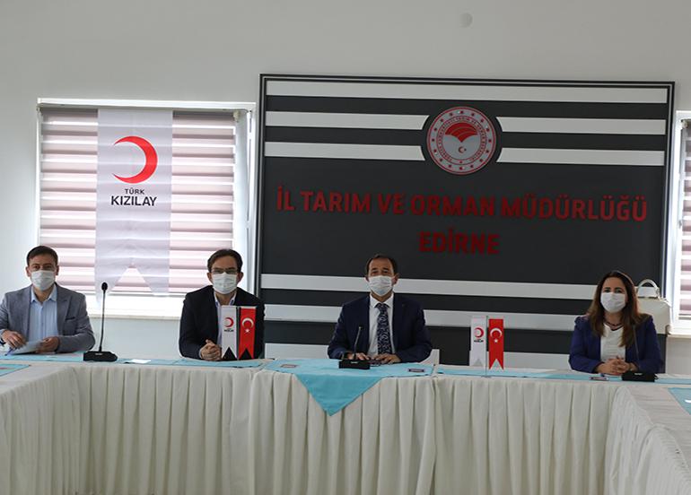 Edirne'de topyekun kan bağışı kampanyası başlatılıyor