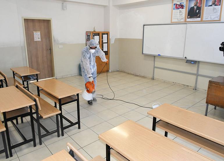 Milli Eğitim Müdürlüğü'nden virüs açıklaması
