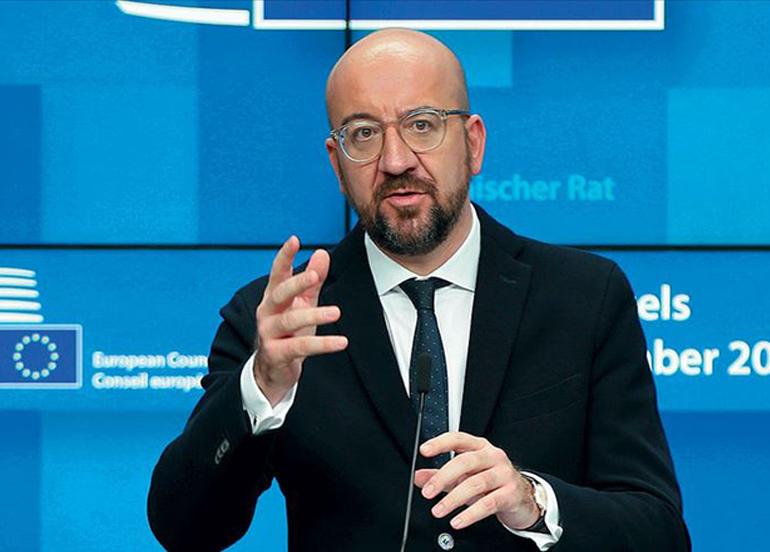 AB Konseyi Başkanı Michel'den korkutan açıklama