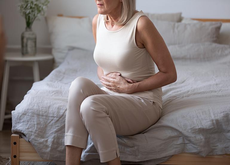 Karın ağrınızın nedeni kist olabilir