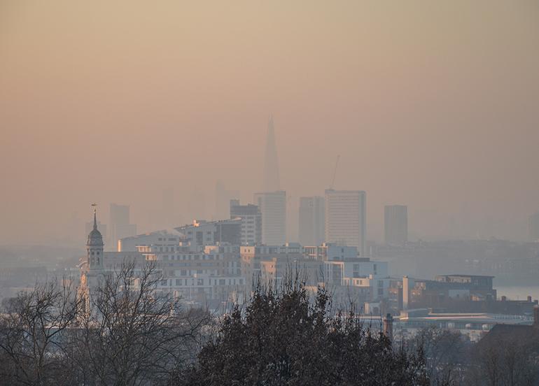 Hava kirliliğinin korona virüse etkileri