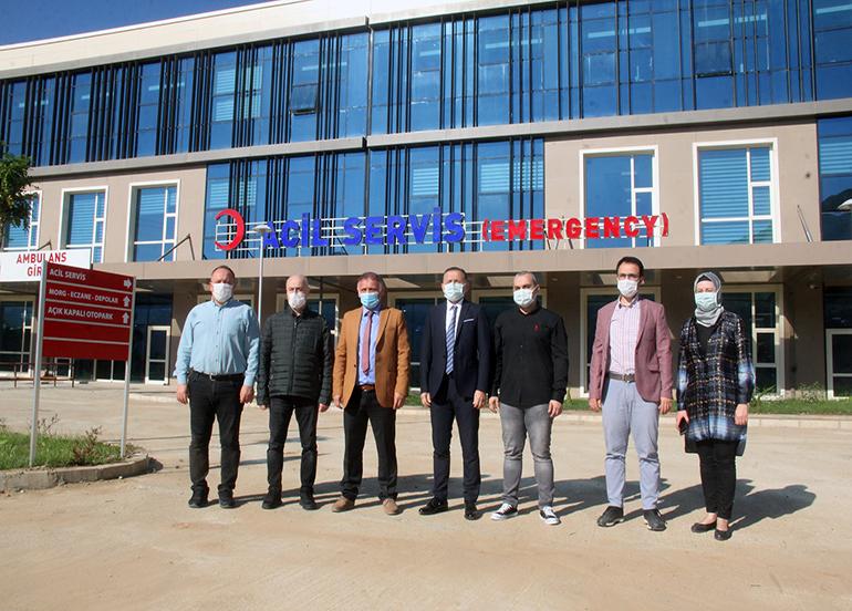 Giresun Eğitim ve Araştırma Hastanesi açılıyor
