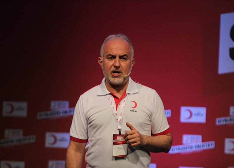 Türk Kızılay Başkanı Kınık: