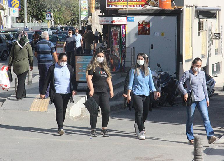 Kilis'te koronadan ölenlerin sayısı 66'ya yükseldi