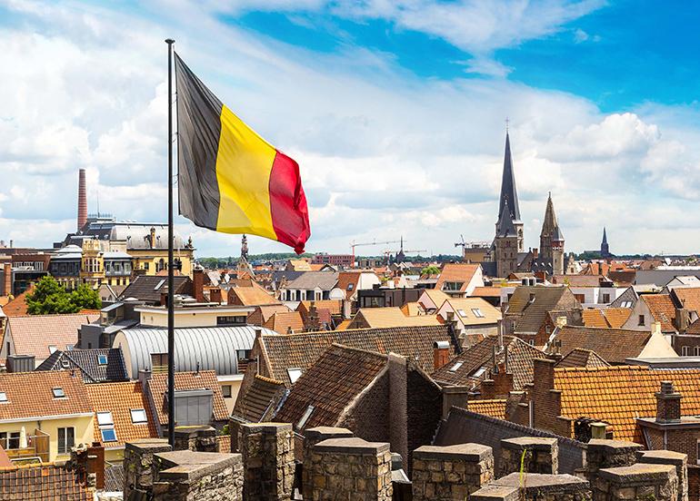 Belçika'da son 24 saatte 15 bin 622 korona virüs vakası