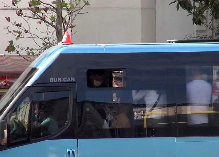 Vaka sayısının tırmandığı İstanbul'da şok görüntüler
