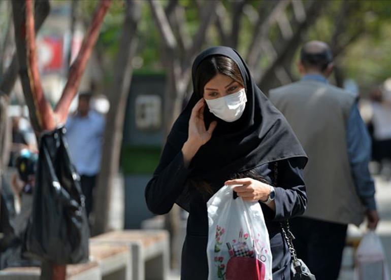 İran'da salgının başlangıcından bu yana en yüksek ölü sayısı kaydedildi