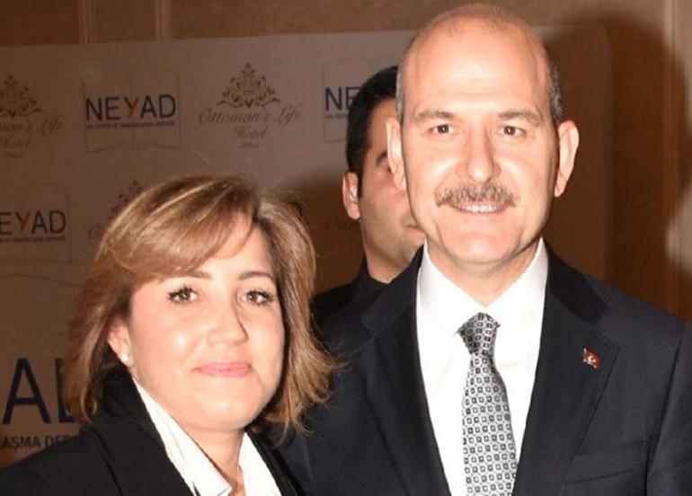 Süleyman Soylu ve eşi korona virüsüne yakalandı