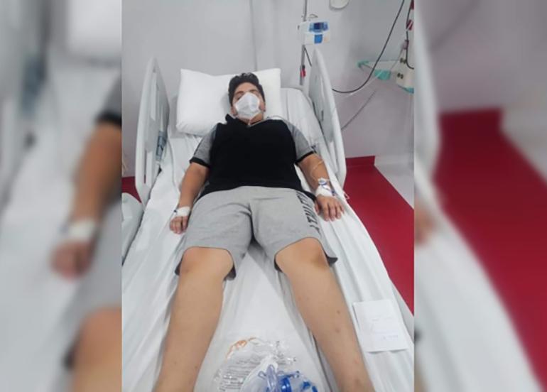 14 yaşındaki çocuk korona virüse yenik düştü