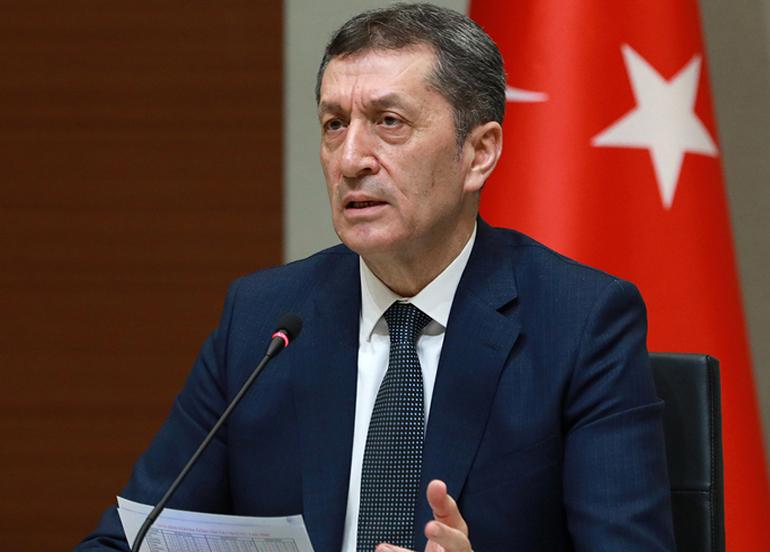 Son dakika: Milli Eğitim Bakanı Selçuk'tan İzmir açıklaması