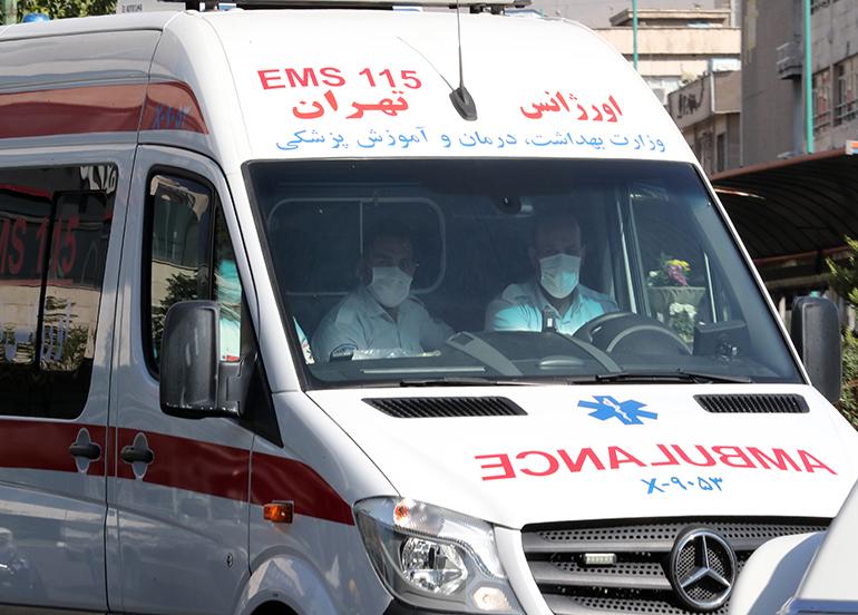 İran'da günlük korona virüs vaka sayısında yeni rekor