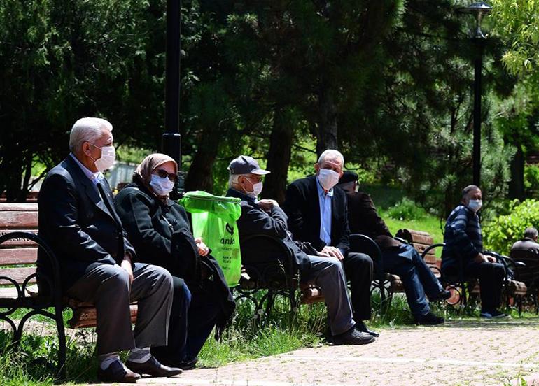 Ankara'da 65 yaş üstü için kısıtlama kararı geldi