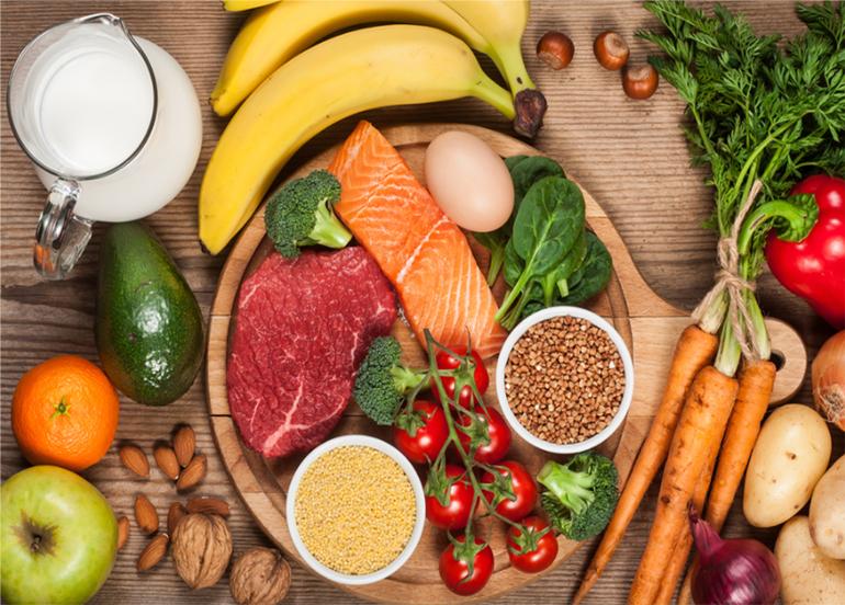 Korona virüs ile mücadelede sağlıklı ve dengeli beslenme önemli