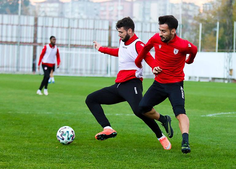 Samsunspor'da futbolcu testlerinin tamamı negatif çıktı