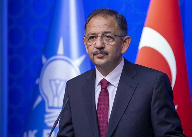Mehmet Özhaseki korona virüsüne yakalandı