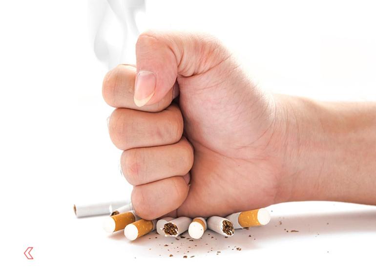 En büyük tedavi, sigaranın bırakılmasıdır