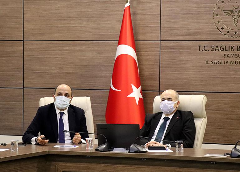 """Vali Dağlı: """"Filyasyon ekiplerimizi artıracağız"""""""