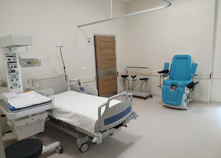 Vezirköprü'de 2 önemli sağlık yatırımı hizmete girdi