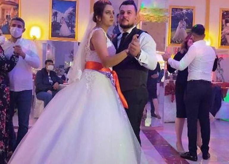 Düğününden 4 gün sonra korona virüs nedeniyle yaşamını yitirdi