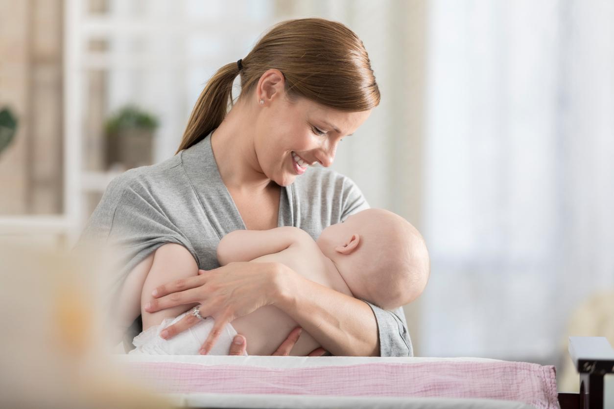 Anne sütü obezite riskini düşürüyor