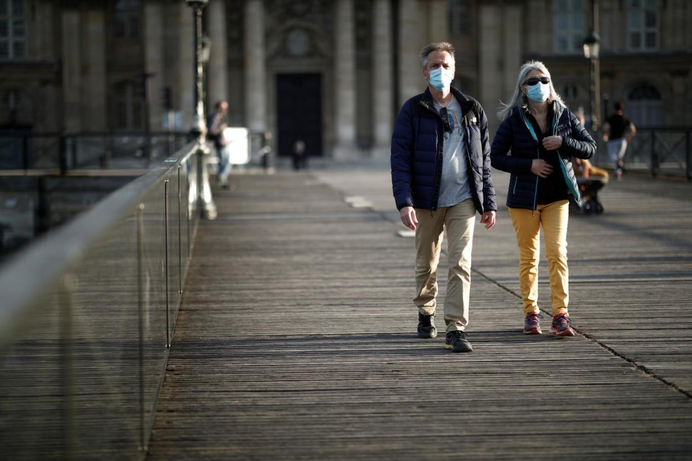 Fransa'da son 24 saatte korona virüsten 284 ölüm
