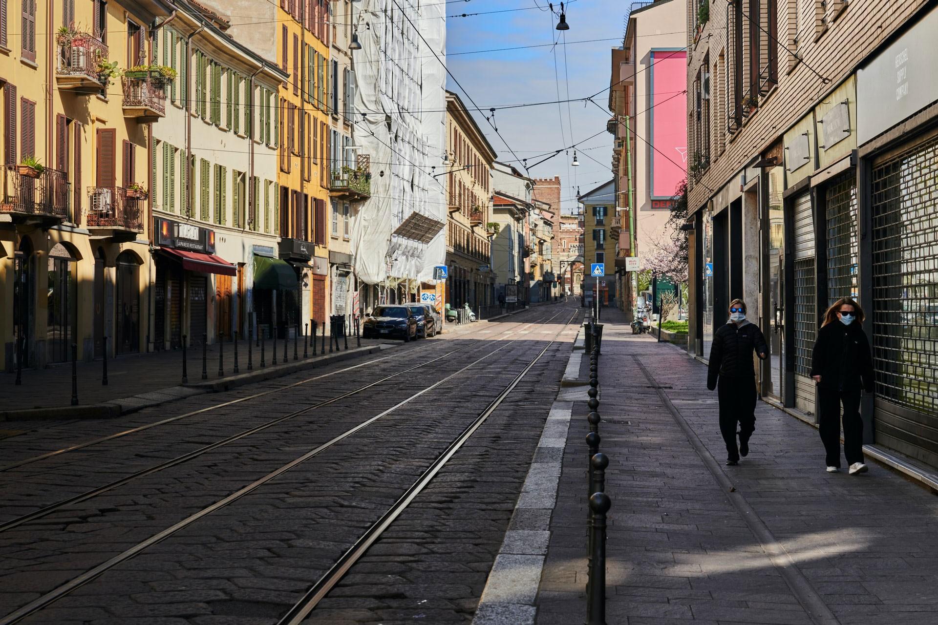 İtalya'da son 24 saatte korona virüs nedeniyle  634 kişi hayatını kaybetti