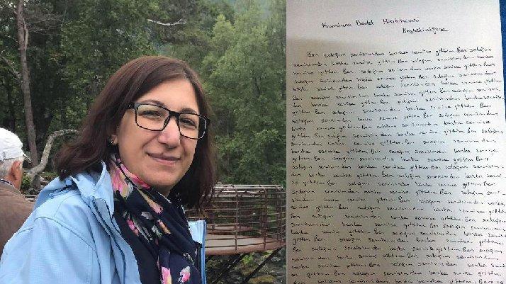 Antalya'da hemşirelere 'Ben salağım görev yerimi terk ettim' yazdıran başhekim görevden alındı