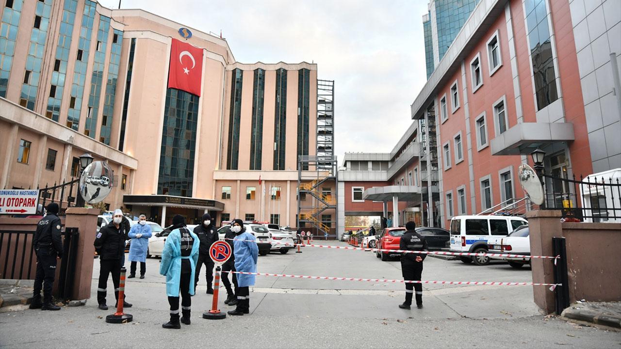 Gaziantep'te bir hastanede oksijen tüpü patladı: 8 hasta hayatını kaybetti