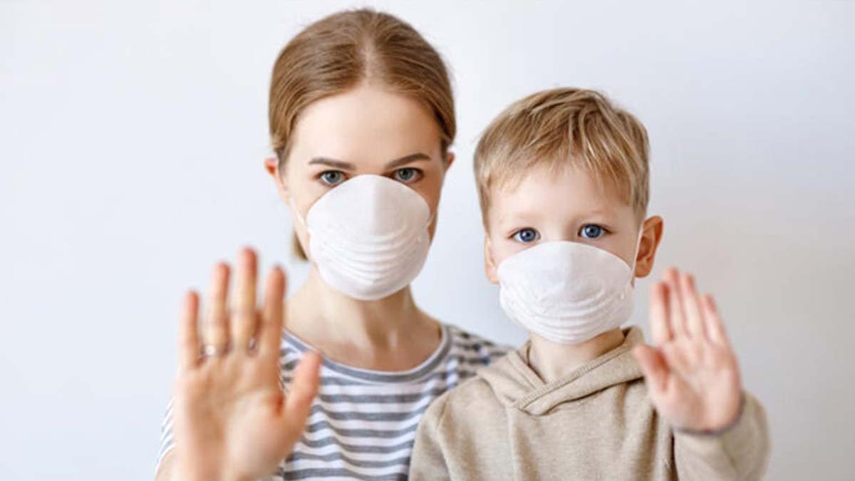 Yeni tür korona virüsü çocuklar arasında daha bulaşıcı olabilir