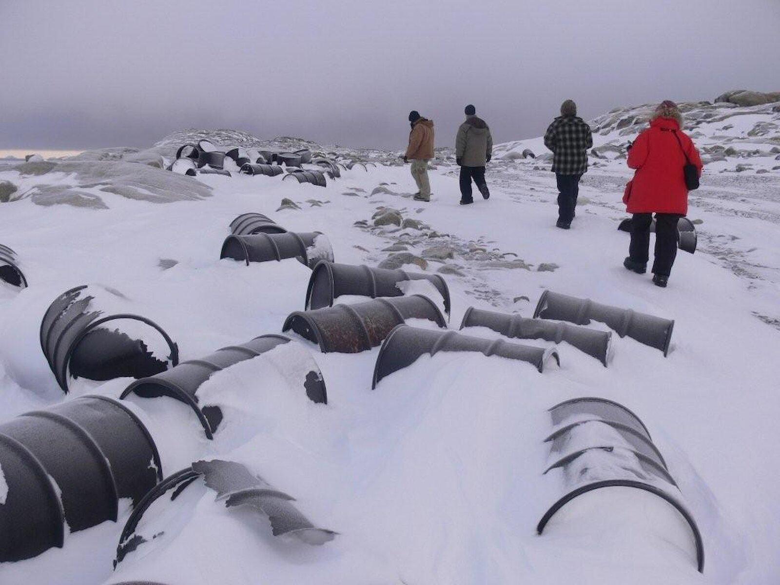 Antarktika'da bir yıl sonra ilk kez Covid-19 vakası görüldü