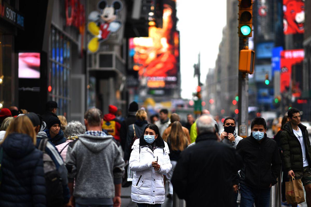 ABD'deki yüzlerce insan mutasyonlu koronavirüse sahip olabilir