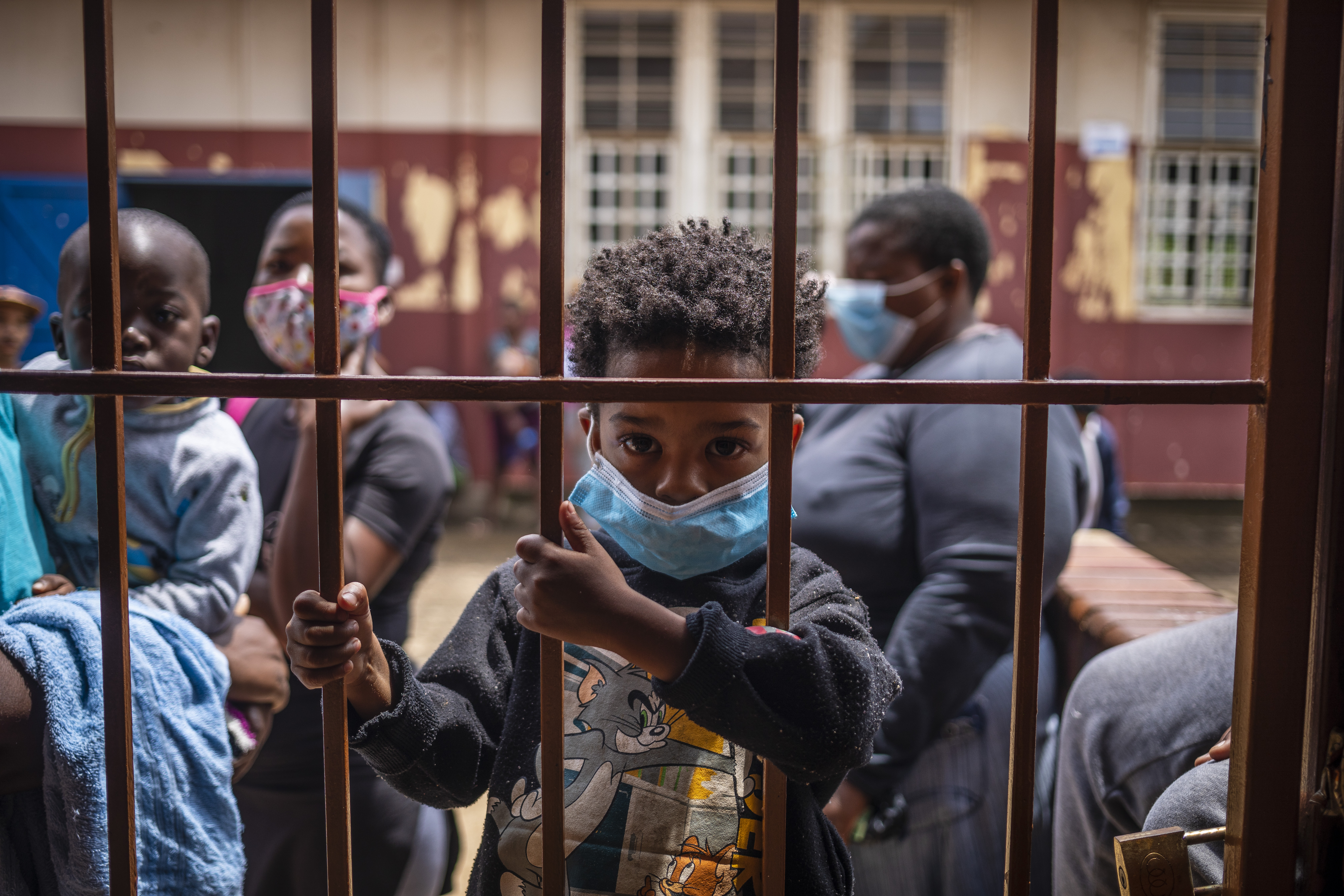 Güney Afrika'da Covid-19 vaka sayısı 1 milyonu aştı