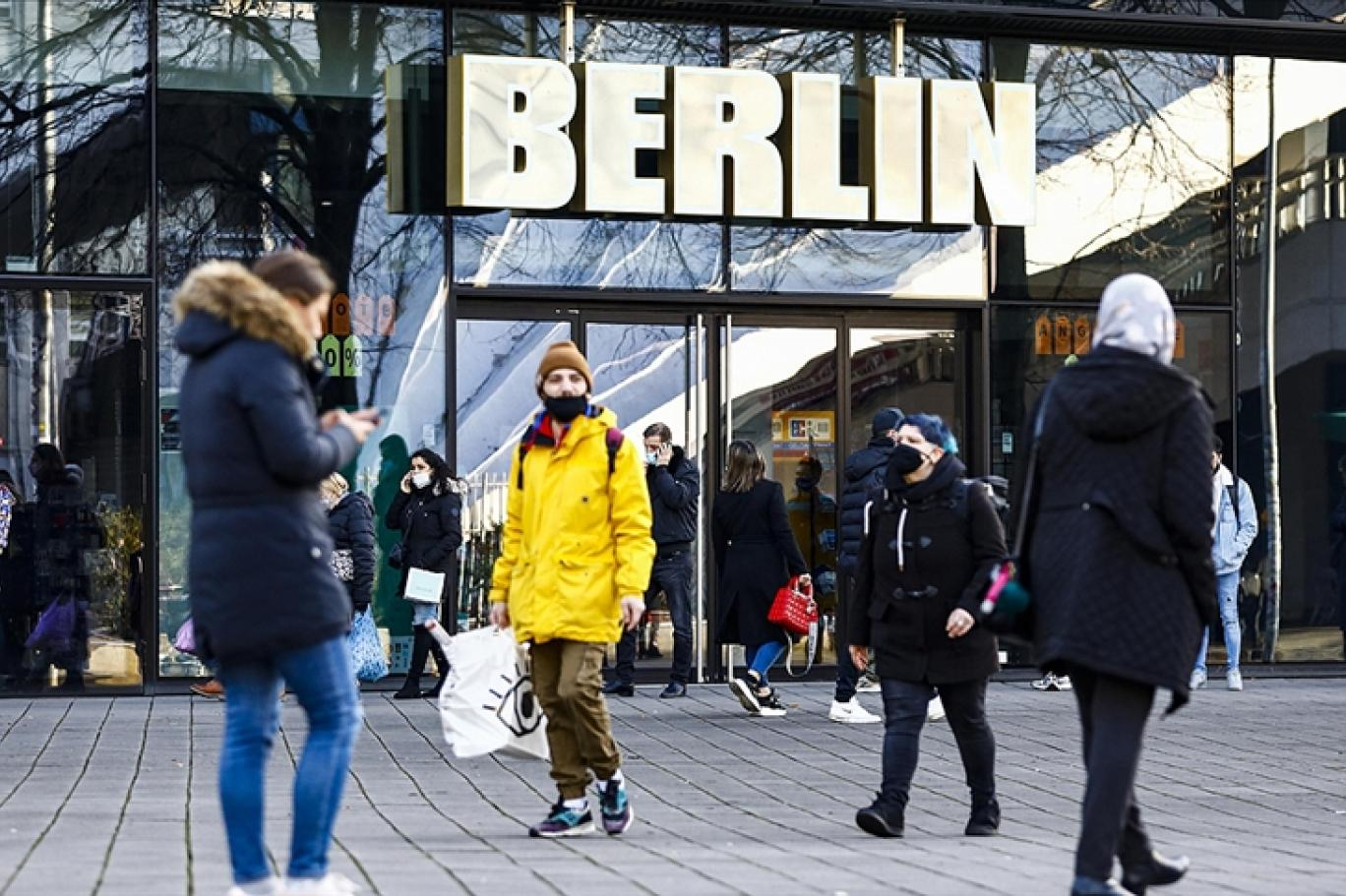 Almanya'da koronadan rekor ölüm