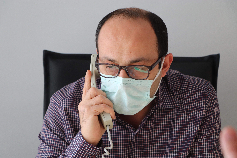 Samsun'da pandemi döneminde 1800'ü aşkın kişiye psikolojik destek sağlandı
