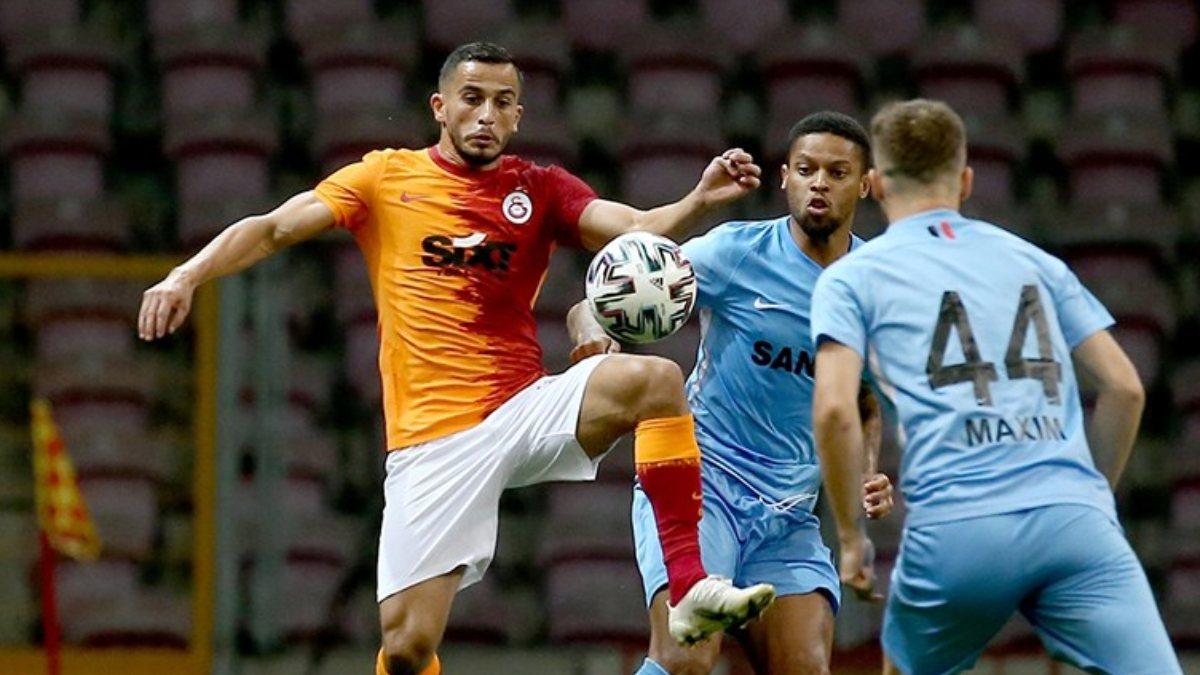 Galatasaraylı futbolcu Omar Elabdellaoui hastaneye kaldırıldı