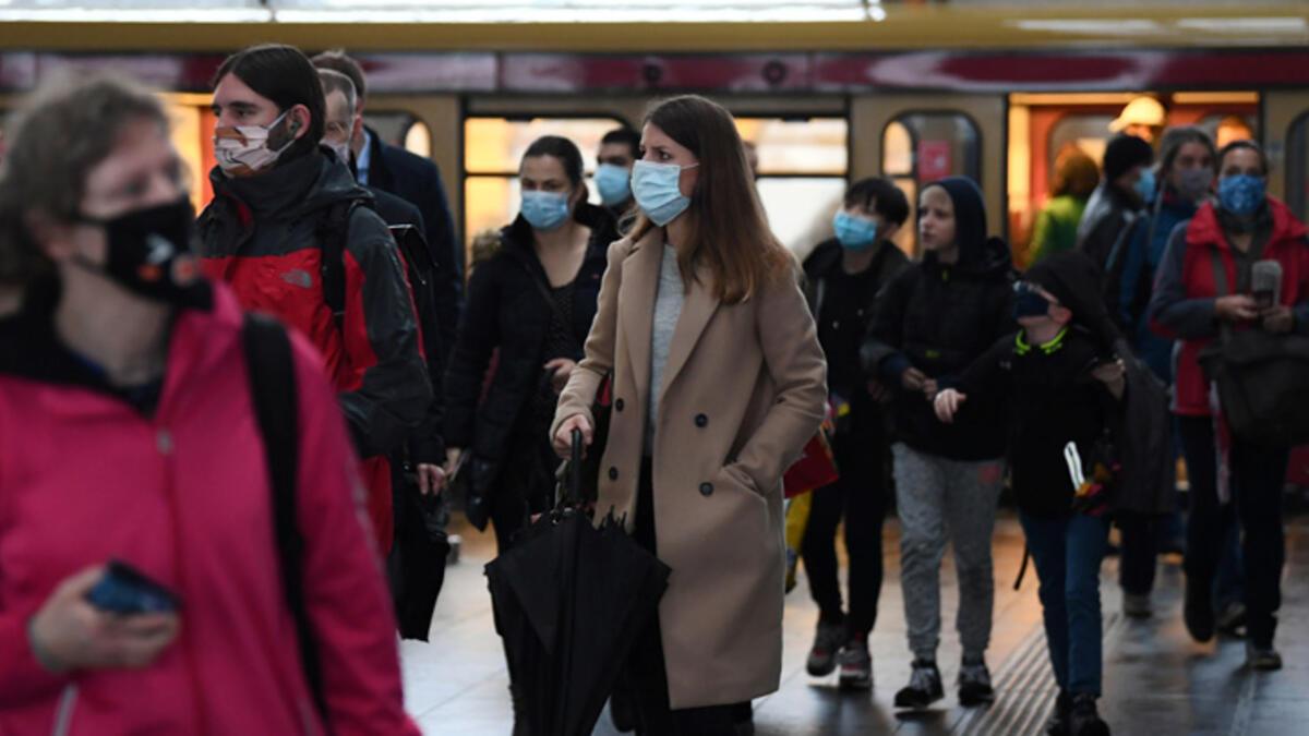 Almanya korona virüsü kısıtlamalarını uzatmayı planlıyor