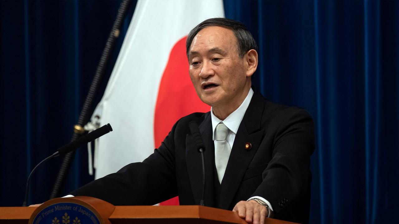 Japonya Başbakanı Yoshihide Suga'dan yeni OHAL açıklaması
