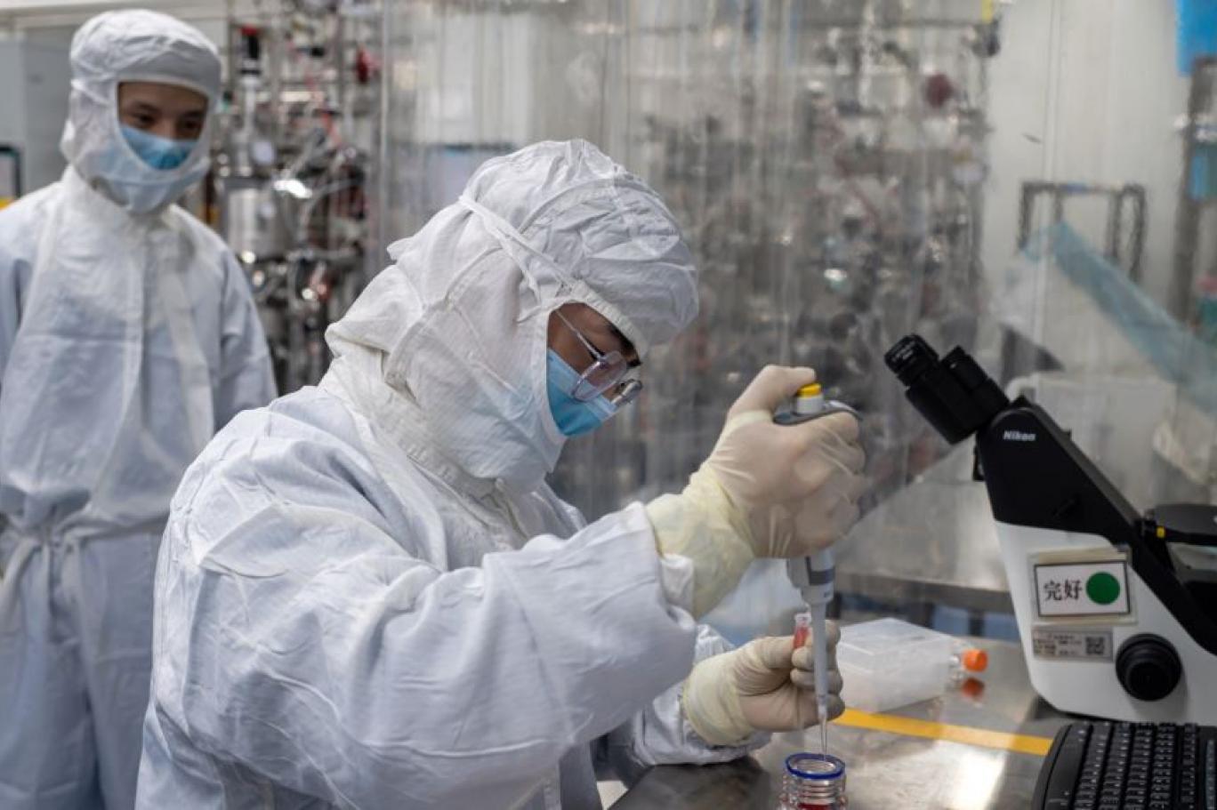 Sinovac'tan korona aşısıyla ilgili açıklama: Bizim için yeterli