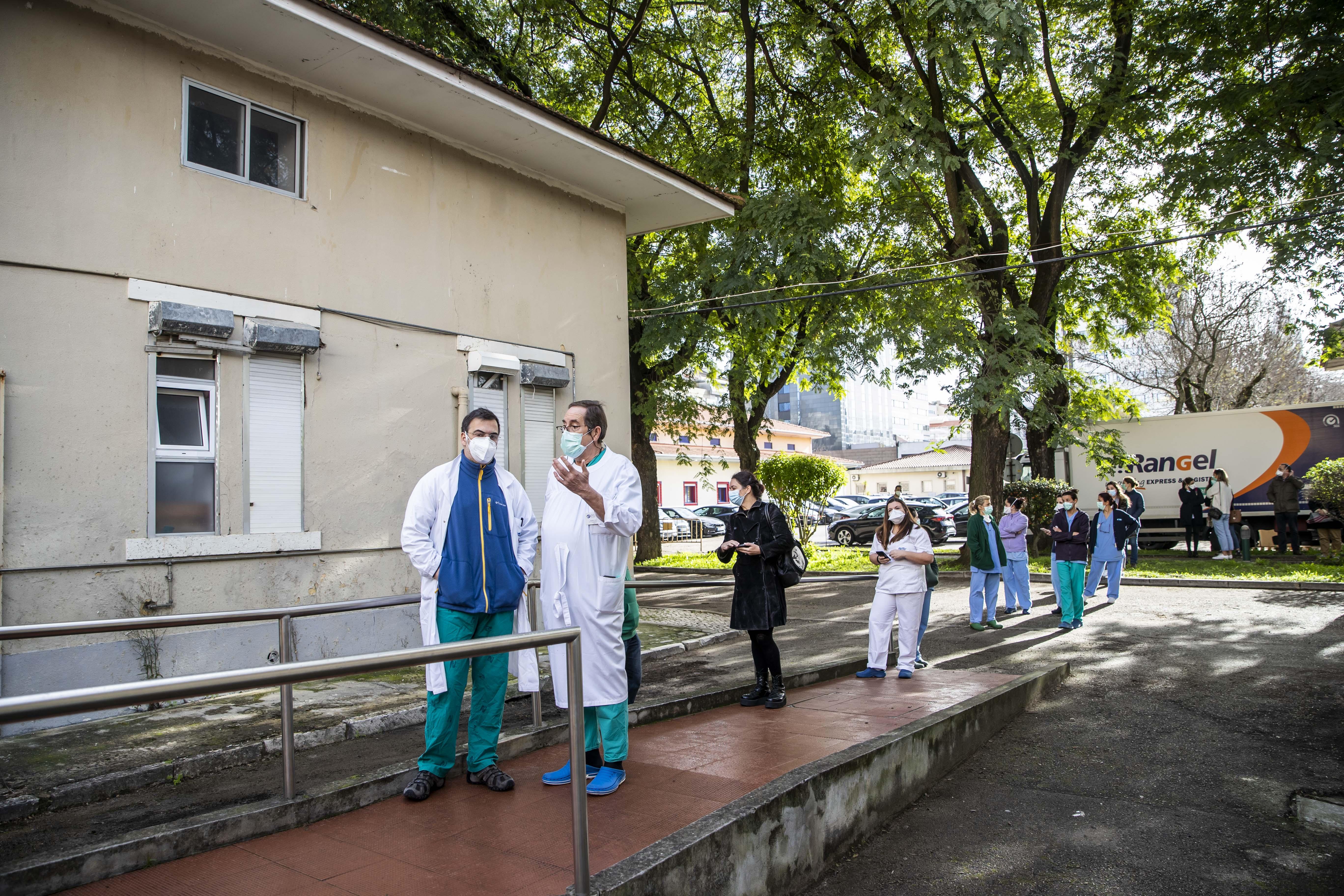 Portekiz sağlık sistemi korona virüs nedeni ile çökmek üzere