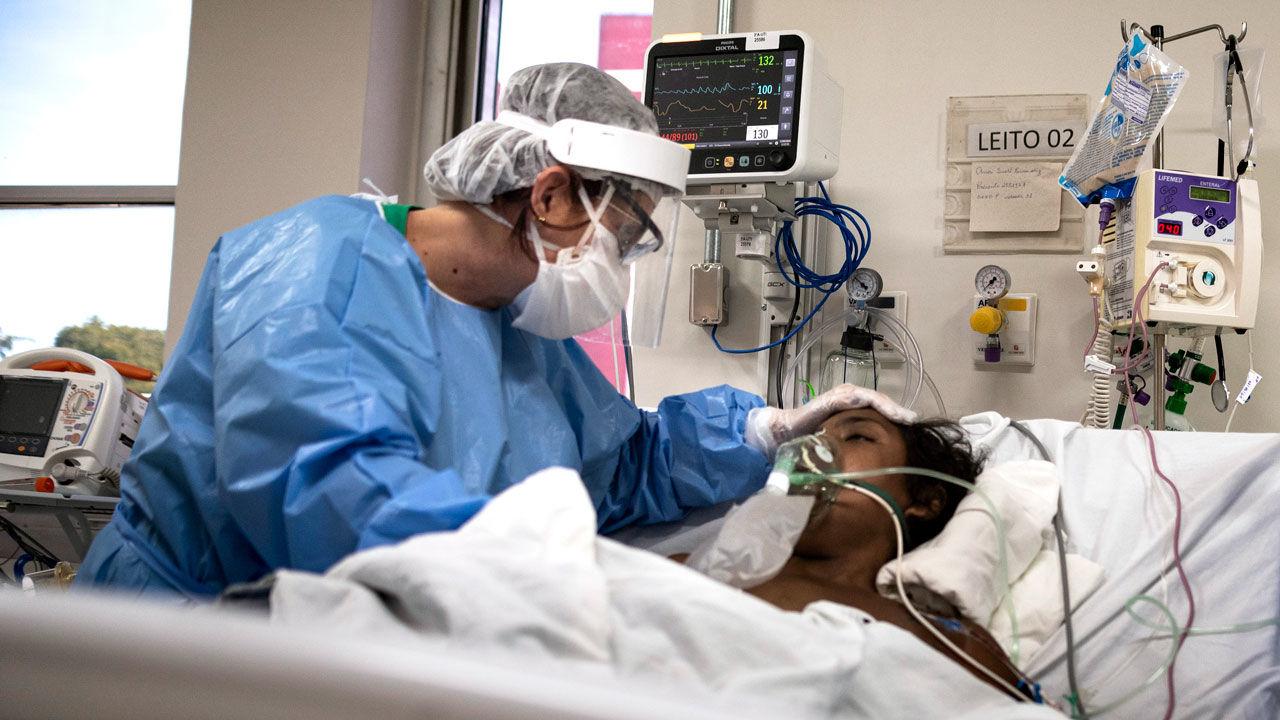 Hastanede yatan koronavirüs hastaları enfeksiyondan 6 ay sonra hâlâ semptomlar yaşıyor