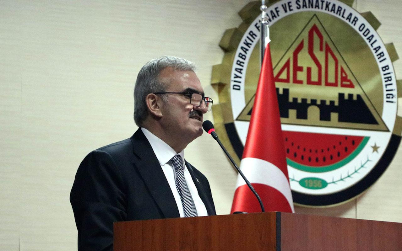 Diyarbakır Valisi Münir Karaloğlu, korona virüse yakalandı